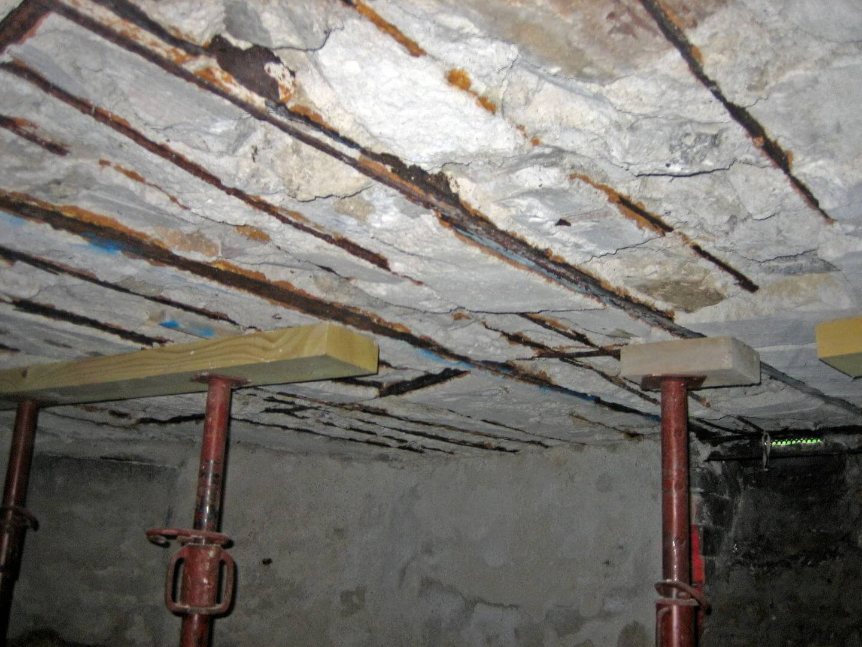 Corrosió de l'acer (oxidació)